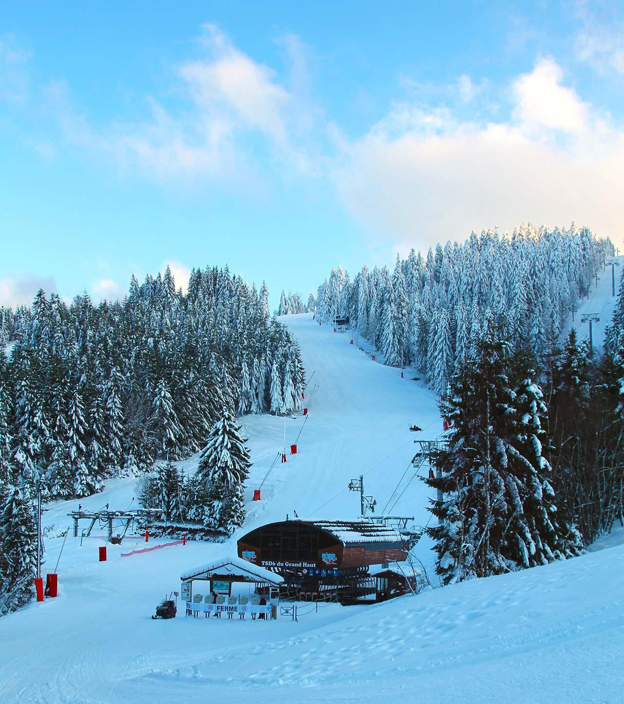 Station de ski La mauselainne Gerardmer