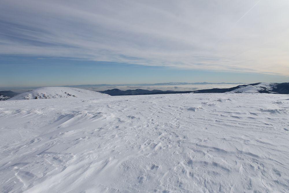 Va t-il y avoir de la neige dans les Vosges pour Noël Nouvel An ?
