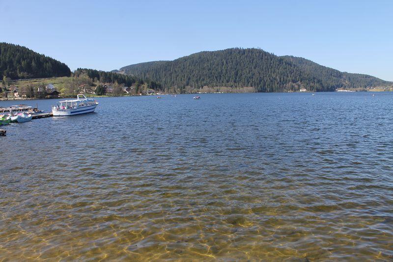 tour du lac à Gérardmer la rando familiale