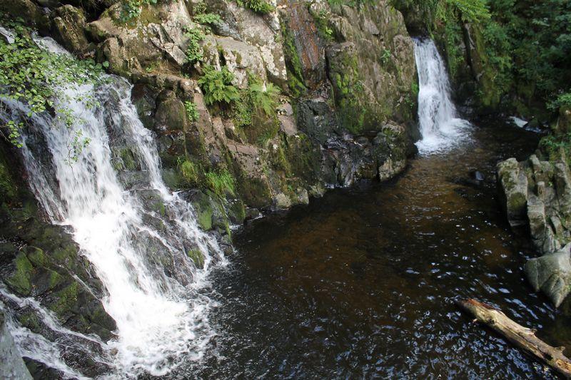 cascade saut du bouchot rochesson
