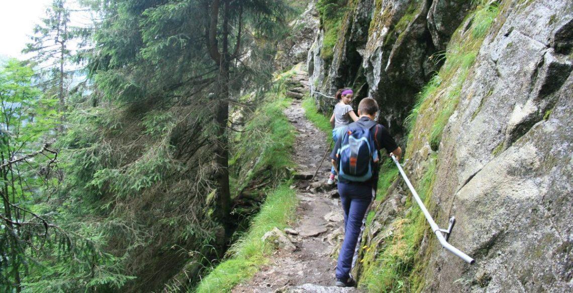 Sentier des roches : Du col de la Schlucht au Hohneck